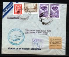 R-cover To Amsterdam 1967 (za217) - Argentina