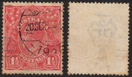 Australia 1924 king George