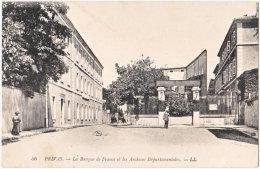 07. PRIVAS. La Banque De France Et Les Archives Départementales. 80 - Privas