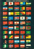 Handels- Und Nationalflaggen II Von Italien Bis Pahang Fahnen Flaggen - Handel