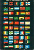 Handels- Und Nationalflaggen I Von Aland Bis Israel Fahnen Flaggen - Sonstige