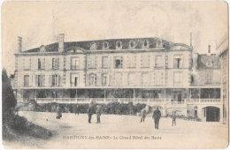 88. MARTIGNY-LES-BAINS. Le Grand Hôtel Des Bains - France