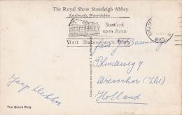 KENILWORTH -ROYAL SHOW, STONELEIGH ABBEY - England