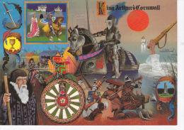 KING ARTHURS CORNWALL - Fairy Tales, Popular Stories & Legends