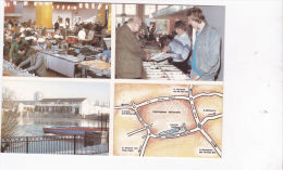 1985 NOTTINGHAM POSTCARD @ - Collector Fairs & Bourses