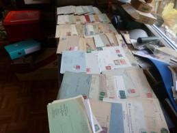 Marcophilie Allemagne de +/- 1900 � 1945 Beau gros lot d'environ 800 entiers postaux (Voir description)