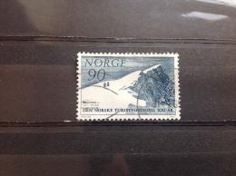 Noorwegen / Norway - 100 Jaar Vereniging Voor Toerisme (90) 1968 - Gebruikt