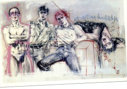 "ILLUSTRATEUR  ILL 166  /  MILOU HERMUS  ED ART UNLIMITED N° C 4  1979   ""    CPM / CPSM   10 X 15 - Ilustradores & Fotógrafos"