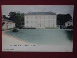49 GESTE M ET L  CHATEAU DE LA BRULAIRE - Châteaux