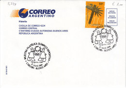 Argentinien-Buenos Aires 2004. Muestra Filatelica Olimpico-Deportiva (5.724) - Argentinien