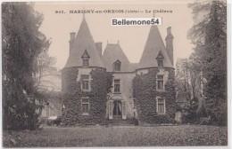 Cpa 42 Marigny En Orxois Le Château (non Circulé) - Unclassified