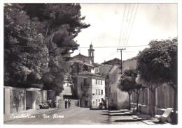 Castelbellino Via Roma  NON VIAGGIATA  CODICE C.1843 - Italia
