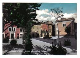 Cerreto D'esi Piazza Marconi  NON VIAGGIATA  CODICE C.1846 - Italia