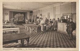 Villacoublay Aviation Foyer Du Soldat Ping Pong  Billard - Table Tennis