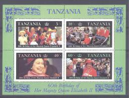 Michel #   Block 64  ** - Tanzania (1964-...)