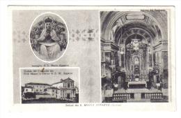 Ostra Saluti Da S. Maria Apparve VIAGGIATA 1957  CODICE C.1852 - Italia