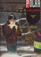 POLKA T 1 EO BE DARGAUD 10-1995 Convard Siro - Polka