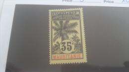 LOT 227453 TIMBRE DE COLONIE MAURITANIE NEUF* N�30 VALEUR 10 EUROS