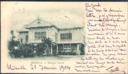 MANILA- MODER HOUSE - Filipinas