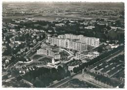 Cpsm: 69 LYON  Hôpital Miltaire DESGENETTES Vue Générale Aérienne 1954  N° 36411 - Other