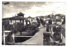 Ostra Scorcio Panoramico VIAGGIATA 1958  CODICE C.1857 - Italia