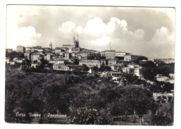 Ostra Vetere Panorama VIAGGIATA 1961  CODICE C.1858 - Italia