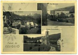 M.886.  ISSIGLIO  - Torino - Altre Città