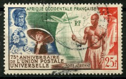 AOF (1949) PA N 15 (o) - Used Stamps