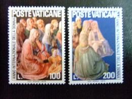 VATICAN (CITÉ DU) - VATICANO Año 1975 - ANNÉE INTERNATIONALE DE LA FEMME - Yvert & Tellier Nº 609 / 610 **MNH - Nuevos