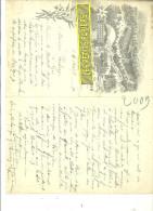 73 - Savoie - BRIDES-LES-BAINS - Facture ROBIN - Grand Hôtel Des Thermes – 1900 - REF 116 - France