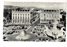 54---NANCY---place Stanislas Et La Théatre---voir 2 Scans - Nancy