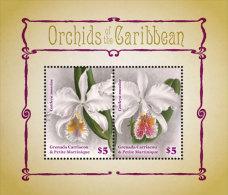 Grenada Grenadines-2014-Orchids Of The Caribbean - St.Vincent E Grenadine