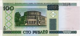 BELARUS 100 RUBLEI BANKNOTE 2000 PICK NO.26 UNCIRCULATED UNC
