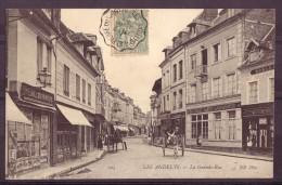 LES  ANDELYS,lagrande Rue - Les Andelys