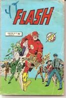 FLASH N° 47 - GENRE SCIENCE FICTION - EDITIONS  AREDIT - MAI 1980 - ASSEZ BON ETAT - Flash
