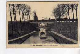 LA GUERCHE - Pont Du Canal - Très Bon état - La Guerche Sur L'Aubois
