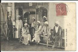 1906 - CARTE Avec  CACHET De CORRESPONDANCE D´ARMEE De PORT SAID (EGYPTE) - Marcophilie (Lettres)