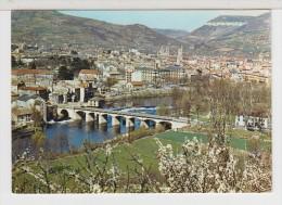 12 - MILLAU - Vue Générale - Pont Lerouge Sur Le Tarn - Millau