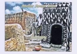 2969-tiebele, Maison Gurunsi En Pays Kassena. - Burkina Faso
