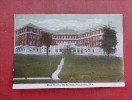 - Wisconsin> Waukesha  Rest Haven Sanitarium   Ref 1542 - Waukesha