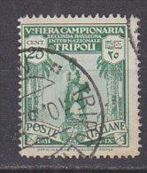 PGL - COLONIE ITALIANE LIBIA SASSONE N°96 - Libye