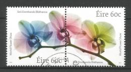Ierland 2014 World Flower Show 2096/2097 Pair //0 - 1949-... République D'Irlande