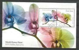 Ierland 2014 World Flower Show F 2096 //0 - Blocs-feuillets