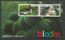 Ierland 2014 Bloom F 2094 //0 - Blocs-feuillets