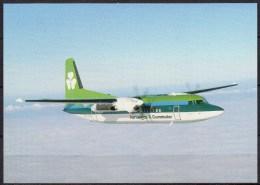Carte Postale - Fokker 50 - Aer Lingus Commuter - Neuve - 1946-....: Moderne