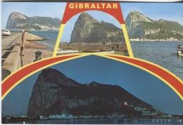 CPM - LE ROOCHER DE GIBRALTAR - Edition Kiosco La Flor - Gibilterra