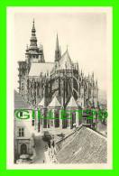 PRAG, TCHÉQUIE -  VEITSDOM - CARL BELLMANN IN PRAG, 1909 - - Tchéquie