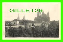 PRAG, TCHÉQUIE -  HRADSCHIN, ANSICHT V. BELVEDERE - CARL BELLMANN IN PRAG, 1909 - - Tchéquie