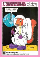 CPM   SAINT JUST LE MARTEL   8eme salon international du dessin d humour