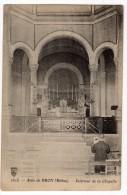69-Asile De BRON - Intérieur De La Chapelle-CPA - Bron
